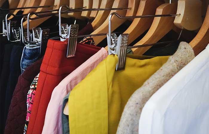 Ползите от дрехи втора употреба